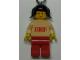 Gear No: KC122  Name: BRF Female White Torso Red Legs Key Chain