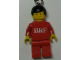 Gear No: KC123a  Name: BRF Male Red Torso Red Legs Key Chain