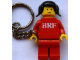 Gear No: KC124  Name: BRF Female Red Torso Red Legs Key Chain