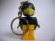 Gear No: KCF41  Name: Crow 2 Key Chain - newer metal chain, no LEGO logo on back