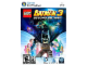 Gear No: LBat3PC  Name: Batman 3: Beyond Gotham - PC DVD-ROM