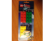 Gear No: LE3025-10  Name: Bag Tag, The LEGO Movie 4 Pack