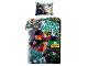 Gear No: LEG570BL  Name: Bedding, Duvet Cover and Pillowcase (140 x 200 cm) - The LEGO Ninjago Movie, Ninja Moves