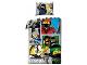 Gear No: LEG611BL  Name: Bedding, Duvet Cover and Pillowcase (140 x 200 cm) - The LEGO Ninjago Movie, So Ninja!