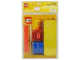Gear No: LEGOK146  Name: Stationery Set, 6 Piece with Pencil Box