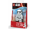 Gear No: LG0KE94  Name: LED Key Light First Order Stormtrooper Key Chain (LEDLITE)