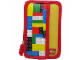 Gear No: LG12001  Name: Accessory Case, Multi-color Brick Pattern