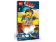 Gear No: LGL-HE14  Name: Head Lamp, Minifigure LED Headlamp Torch - Emmett