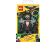 Gear No: LGL-KE103G  Name: LED Key Light Glam Batman Key Chain (LEDLITE) (The LEGO Batman Movie Version)