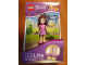 Gear No: LGLKE22-Olivia  Name: LED Key Light Friends Olivia Key Chain (LEDLite)