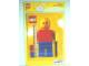 Gear No: LGO3152  Name: Stationery Set, 6 Piece, Plain Minifigure