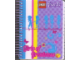 Gear No: LGO6553a  Name: Notebook, Friends 'Girls of Greatness', Spiral Bound, 200 Sheets