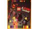 Gear No: LGO6702  Name: Binder, The LEGO Movie, A4 2-Ring Binder