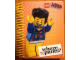 Gear No: LGO6736  Name: Notebook, The LEGO Movie, Spiral Bound