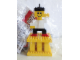 Gear No: LLCA54  Name: Lego Man Good Luck Model (Glued) - Olympic Games 2004 Athens