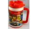 Gear No: LLCAThermalMug  Name: Food - Cup / Mug, Thermal Mug Legoland California Pattern