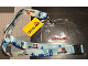 Gear No: LLCld02  Name: Lanyard with Sleeve and Legoland California Pattern