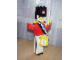 Gear No: LLDrummer  Name: Legoland Drummer (Glued)