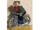 Gear No: LLFL02  Name: Miniland Biker Figure (Glued)
