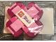Gear No: LLFL04  Name: Magnet Model (Glued), LEGO Flower with LEGO Friends Tile