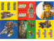 Gear No: LWCstkrr  Name: Sticker, Lego World Club - Rock Raiders Sheet
