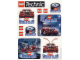 Gear No: LWCstkte  Name: Sticker, Lego World Club - Technic Sheet (928.438)