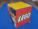 Gear No: Legocube  Name: Display Carton Cube, LEGO with Bricks