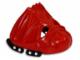 Gear No: M7601  Name: Shoe - Bionicle Mask Tahu for Bionicle Sneakers