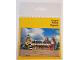 Gear No: MAGDE015  Name: Magnet Flat, Legoland Deutschland - Entrance