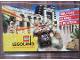 Gear No: MAGLLDE001  Name: Magnet Flat, Legoland Deutschland Resort - Neu 2013: Tempel X-Pedition