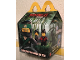 Gear No: MCDbox02  Name: McDonald's Box, The LEGO Ninjago Movie Pattern