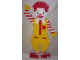 Gear No: McDAM2  Name: Display Assembled Model, Large Ronald McDonald