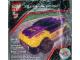 Gear No: McDR3US  Name: McDonald's Racers Car 3 - Curve Cruiser (US)