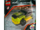 Gear No: McDR8US  Name: McDonald's Racers Car 8 - Sport Racer