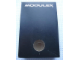 Gear No: MxBox23W  Name: Modulex Storage Box Black 2 x 3 with Window (Empty)