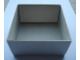 Gear No: MxM20Box4  Name: Modulex Storage M20 1/4 Box (Empty)
