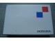 Gear No: MxWBox23  Name: Modulex Storage Box White 2 x 3 with New Logo