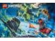 Gear No: NjoBan08  Name: Display Flag Cloth, Ninjago Kai, Evil Green Ninja and Morro Dragon - Wide