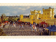 Gear No: PC1336  Name: Postcard - Legoland Parks, Legoland Billund - Miniland, Medieval Castle - First version