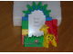 Gear No: PFLL1  Name: Photo Frame Legoland Duplo with Giraffe