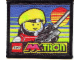Gear No: Patch14  Name: Patch, Sew-On Cloth Rectangle, M:Tron
