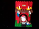 Gear No: QX4769  Name: Christmas Tree Ornament, Hallmark LEGO Fireplace
