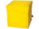 Gear No: SD508yellow  Name: Storage Stool Yellow 38 x 38 x 37