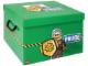 Gear No: SD535green  Name: Storage Box XXL Police Green 33 x 33.5 x 25.5