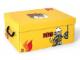 Gear No: SD536yellow  Name: Storage Box XL Fire Yellow 39.5 x 29.5 x 18.5