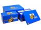 Gear No: SD655blue  Name: Storage Boxes Modular Police Blue