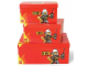 Gear No: SD655red  Name: Storage Boxes Modular Fire Red