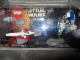 Gear No: SW2AM2  Name: Display Assembled Set, Large Plastic Case for Star Wars Episode II (shows 7143 and 7153)