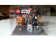 Gear No: SW7AM1  Name: Display Assembled Set, Star Wars Set 75137 in Plastic Case