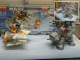 Gear No: SWMFAM2  Name: Display Assembled Set, Star Wars Sets 75074 and 75075 in Plastic Case